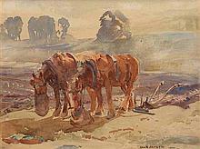 HANS HEYSEN (1877-1968) Taking a Break 2003