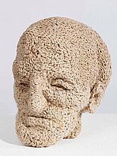 EWA PACHUCKA born 1936 Head (Crowded Heads suite)