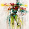 ANTHONY LISTER born 1980 Poison Lady 1996, Anthony Lister, AUD10,000
