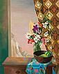 JUSTIN O'BRIEN (1917-1996) The Window c1963 oil on