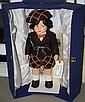 Lenci Mario cloth doll in original box, ht. 19