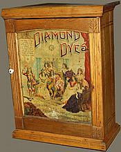 Diamond Dyes Wells-Richardson Co. Burlington, VT