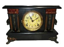 A SESSIONS MANTLE CLOCK.Z019.