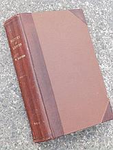 Walter Harrison – 'The Universal History of London, Westminster & Suffolk' – rebound