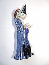 Two Royal Doulton figures – Bluebeard HN2105 & The Wizard HN2877
