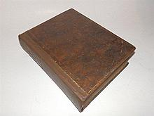 Fleetwood's History of The Bible – 1766