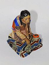 A Royal Doulton figure – 'Calumet' HN1428