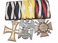 A German WWI trio