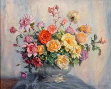 Isabella von Mikulicz-Breyer. 1887 Prag - 1973 Wien. Stellte im Künstlerhaus und in der Secession aus.