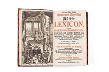 Genealogisch-Historisches Adels-Lexicon,