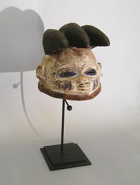 [NIGERIA]. Masque Yoruba.