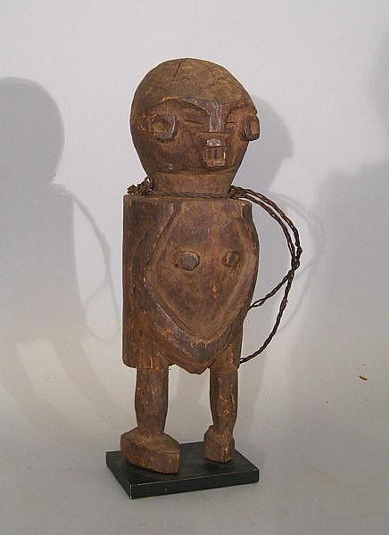[CAMEROUN]. Statuette.