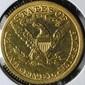 1881 United States $5.00 Half Eagle Gold