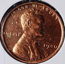 1940 Proof Lincoln Cent