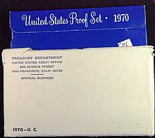 1970 Mint and Proof Set