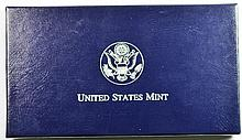 2000 Proof Library of Congress Silver Commem