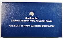 2001 Proof American Buffalo Silver Commem