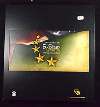 2013 5 Star Generals Profile Collection