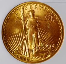 Michiana Auction's Superb November Coin and Currency Sale