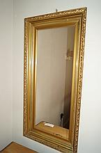 Ornate Gilt Wall Mirror