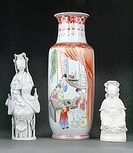(3) Pcs. Chinese Porcelain