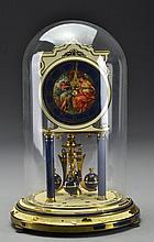 A Kieninger & Obergfell German Wedding Clock