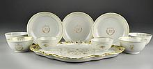 (10) Pieces Continental Porcelain Items