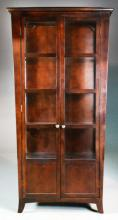 Stickley Style Curio Cabinet