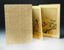 Manner of Wang Zhongli Chinese Painting Album