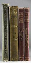 (4) 19th & Early 20th Century Decorative Books
