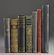 (7) Late 19th To Early 20th Century Decorative Books