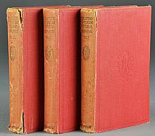 (3) 1911 The Letters Of Queen Victoria Three Volume Set