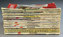 (25) Early 20th Century Photography Magazines