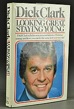 Dick Clark Signed Book