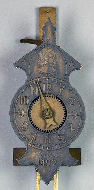 Harolovar Anno 1492 Columbus Wall Clock