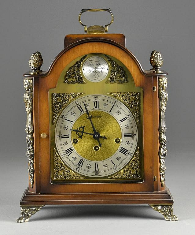 Bucherer Striking Bracket Clock