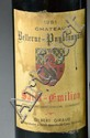 (5) Bottles Of Vintage French Wine