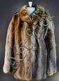 Kelman Ladies Fox Fur Jacket
