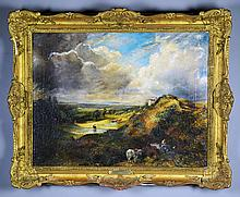 After John Constable Oil Painting on Canvas