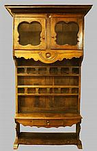 French Cherry(?) & Oak Dressoire with Fromerge c. 1800