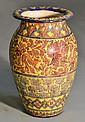 Large Antique Italian Ceramic Urn