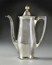 A Wallace Sterling Coffee Pot