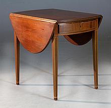 A Kittinger Federal Style Pembroke Table