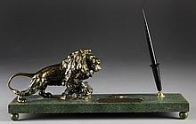 A Rehberger Co. Lions Clubs International Pen Stand