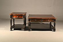 (2) Pieces Hooker Seven Seas Furniture
