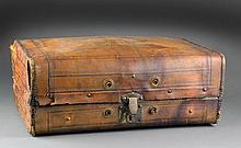 Antique Traveling Suitcase
