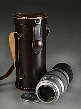 Leica 300mm Hektor Silver and Black Lens