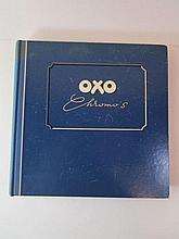 Boek: 'Oxo Chromo's'  met alle plaatjes