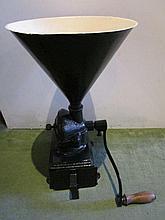 Oude koffiemolen, Emmericher Machinenfabrik, 50cm
