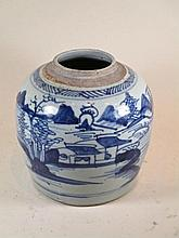 Chinese gemberpot, 16cm